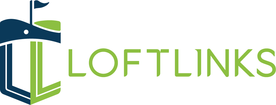 Loftlinks logo royal